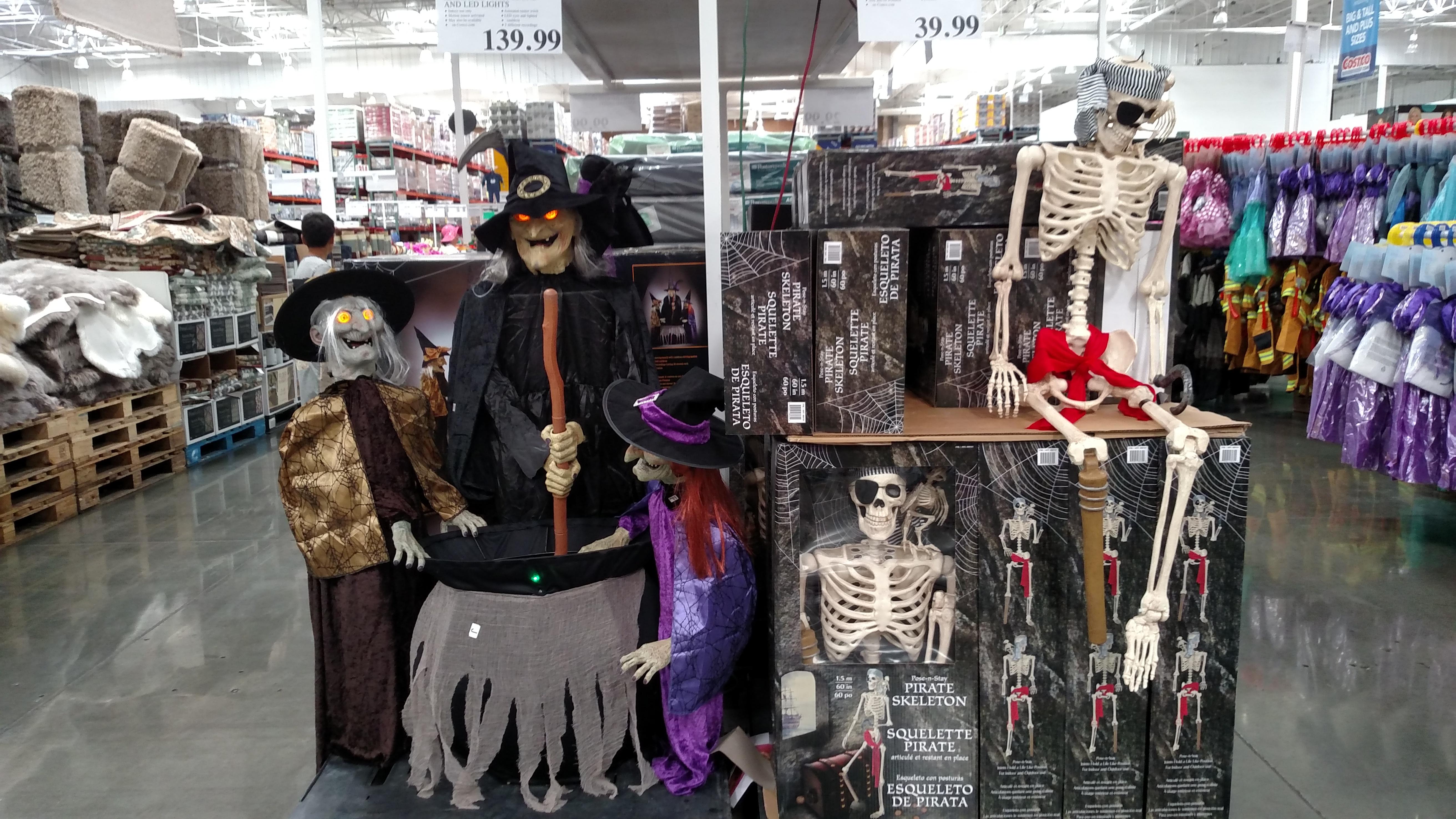 Halloween In August Jordan S Brains