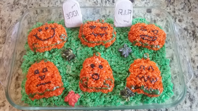 halloweenricekrispies